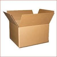 Corrugated Paper Packing Boxes