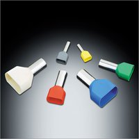 Insulated End Sealing Ferrules-Twin Cord