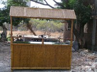 Fiberglass FRP Bamboo Bar