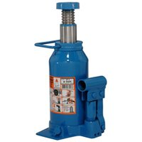 Double Screw Hydraulic Steel Bottle Jack