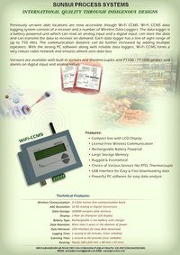 Wifi Ccms Two Channel Data Logger