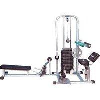 Back Extension Abdominal Machine