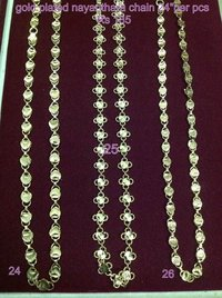 Gold Plated Nayanthara Chain