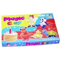 Magic Clay Toy