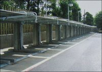 2 Pole Car Parking System