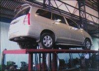 Cantilever Car Parking System
