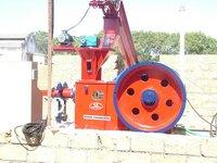 Saw Dust Biomass Briquette Press
