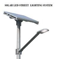 Solar Led Street Lighting System
