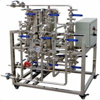 Chemical Dosing And Metering Skid