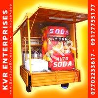 Soda Machine Automobile 6+2