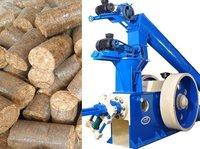 Biomass Briquetting Plant/Machinery