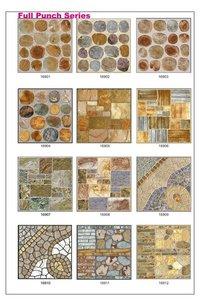 Punch Series Floor Tiles