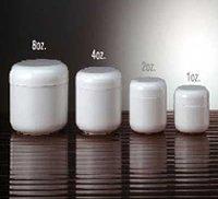 Plastic Cream Containers
