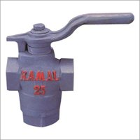 Lubricated Tapper Plug Valve