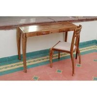 Arizona Wooden Study Table And Chair