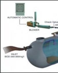 Packaged Sewage Treatment System