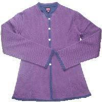 Ladies Reversible Quilted Jacket