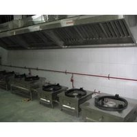 Durable Kitchen Exhaust System