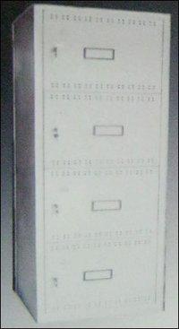 4 Door Personal Locker Unit