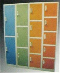 Locker Units Pillar System
