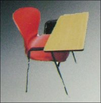 Single Seater Full Desk Chair