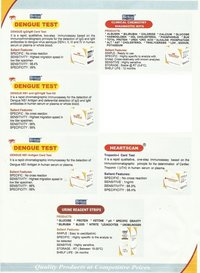 Diagnostic Cards