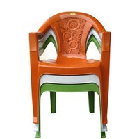Colored Plastic Chairs