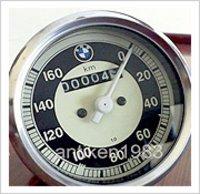 Vintage Motorcycle Meter Parts