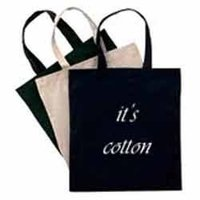 Cotton Fabric Canvas Bags