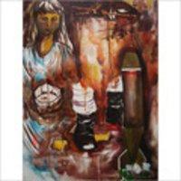 Acrylic Oil Paintings