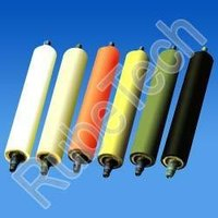 Natural Rubber Rollers