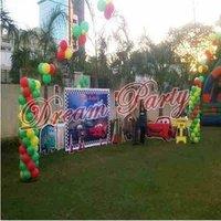 Car Birthday Theme Party Organizing Service