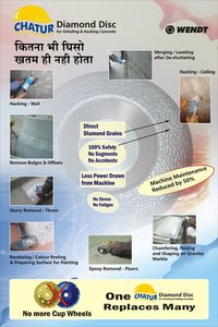 Chatur Diamond Disc