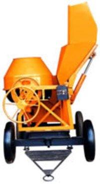 Concrete Mixer (10/7 Hydraulic Hopper)
