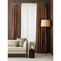 Inverted Pleated Curtains