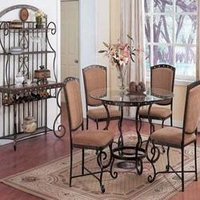 Exquisite Dining Room Table With Chair