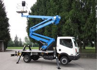 Truck Mounted Boom Lifts - Isoli