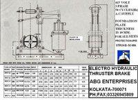 Electro Hydraulic Thrustor Brake