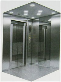 Compact Machine Room Elevators