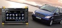 Car Audio-Mercedes Benz Viano