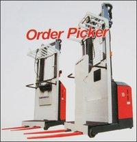 Order Picker Forklift