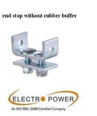 End Stop Without Rubber Buffer
