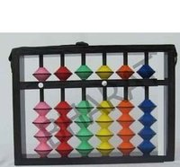 6 Rod Multi Color Student Abacus