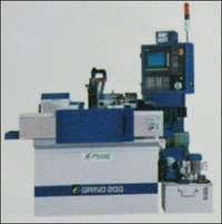 Straight And Angular Plunge Grinding Machine
