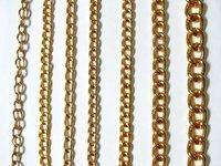 Bag Brass Chains