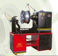 Rim Repair And Straightening Machine