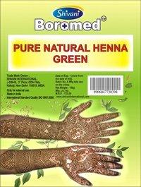 Boromed Pure Natural Henna