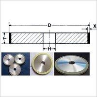 Ceramic Bond Diamond Grinding Wheels