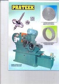 Jumbo Diamond Scaife Grinding Machines