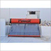 Etc Model Solar Water Heater